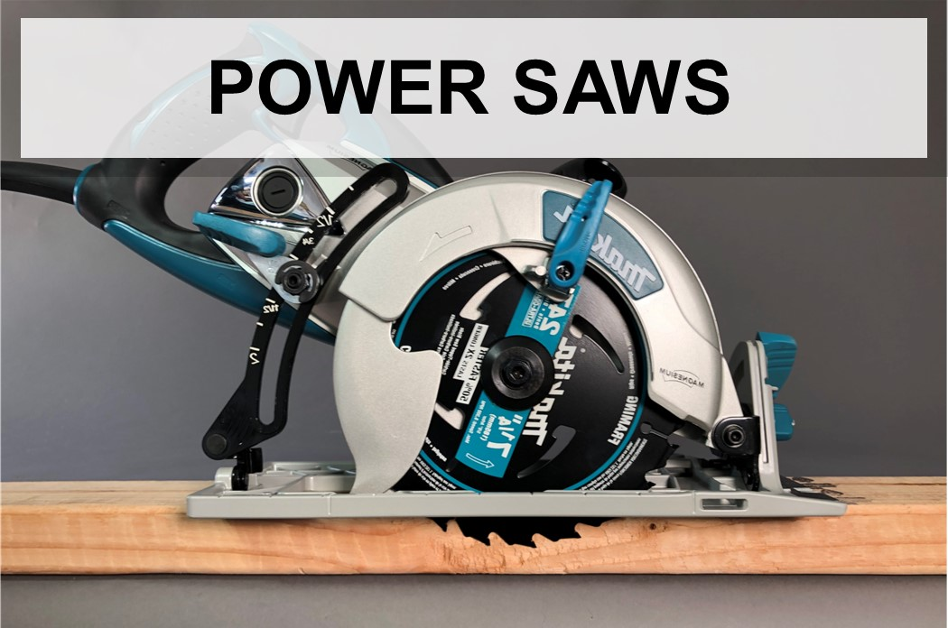 Basic Power Saws - Open Course